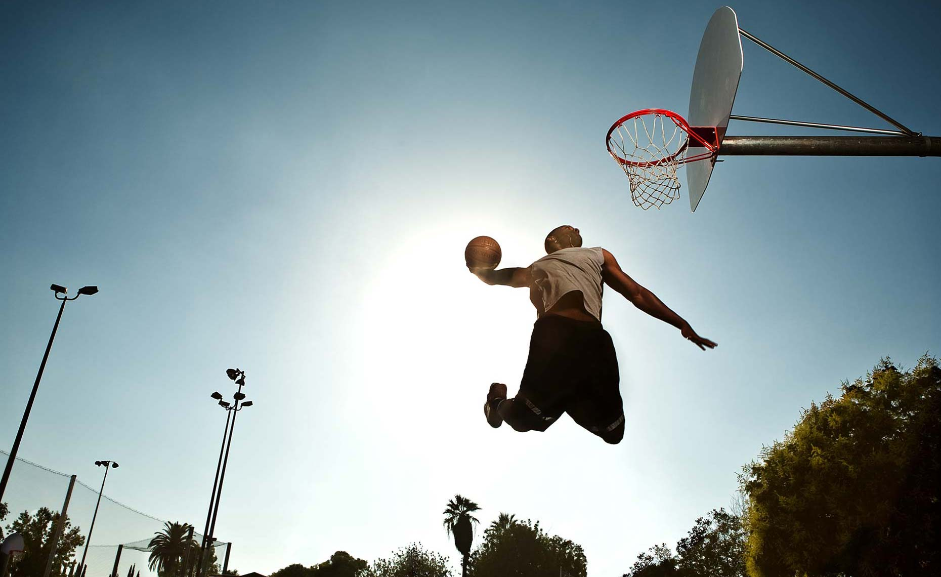 BasketballDunking